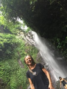 catherine waterfall bali