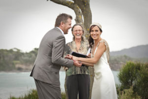south durras wedding