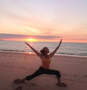 sun warrior yoga kimberley wa