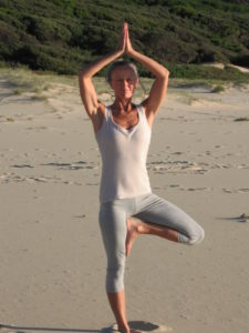 tree pose nadgee beach nsw
